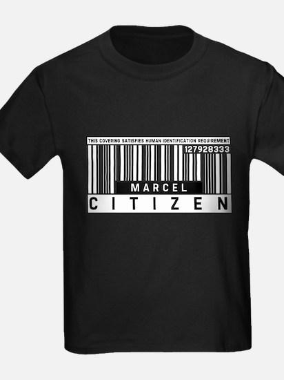 Marcel Citizen Barcode, T