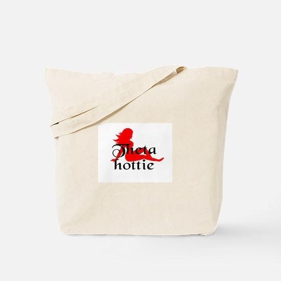 THETA SHIRT HOTTIE TEE Tote Bag