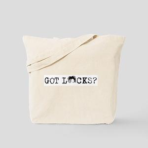 Got Locks? Tote Bag