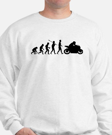 Bike Rider Sweater