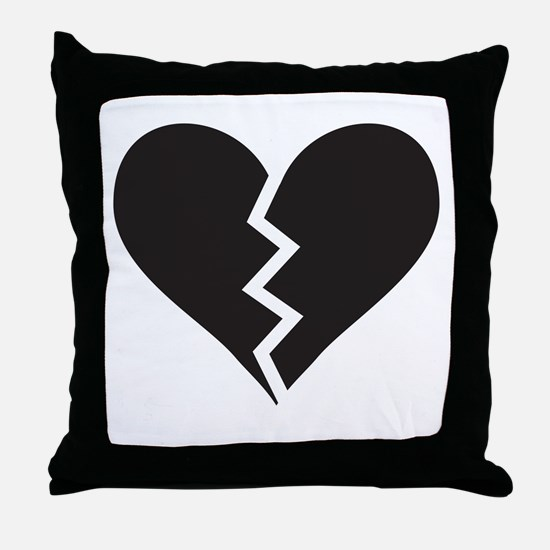 it hearts! Throw Pillow