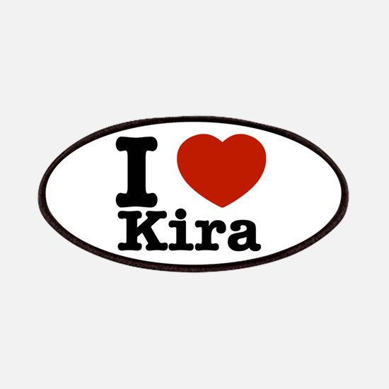 I Love Kira Patches