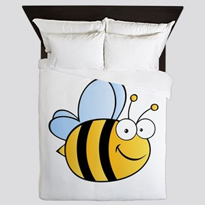 Bee Queen Duvet