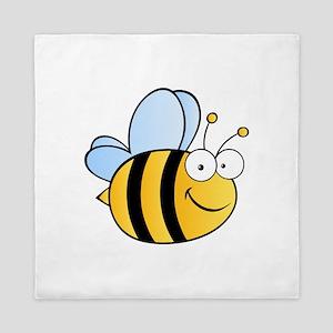 Bee Queen Duvet