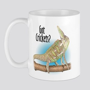 Chameleon Got Crickets? Mug