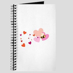 Bee Love Journal