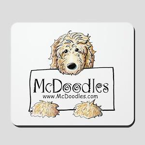 Jordan McDoodles Mousepad
