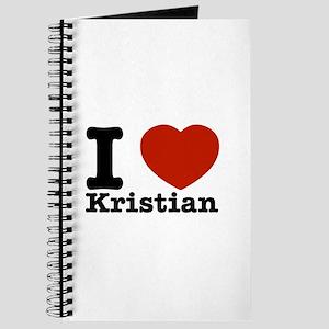 I Love Kristian Journal