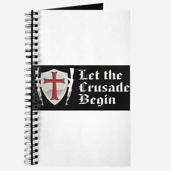 Templar Crusade Journal