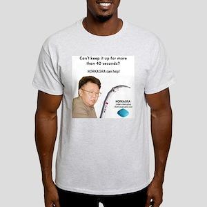 Norkagra! Ash Grey T-Shirt