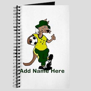 Australia Soccer Kangaroo Journal
