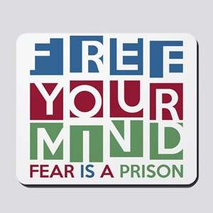 Free Your Mind Mousepad