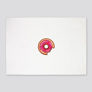 Donuts Are The Greatest 5'x7'Area Rug