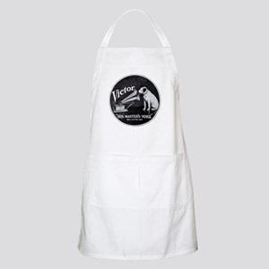 His Masters voice Apron