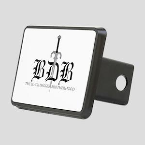 BDB Dagger Logo Rectangular Hitch Cover