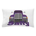 Trucker Sally Pillow Case