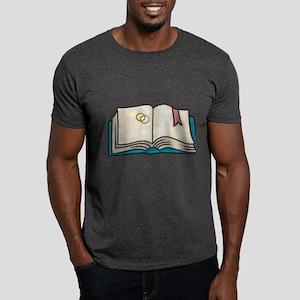 Marriage Book Dark T-Shirt