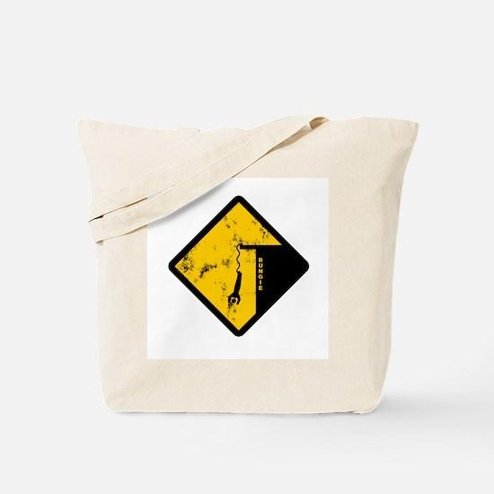 Bungie Jump Tote Bag