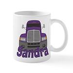 Trucker Sandra Mug