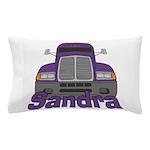 Trucker Sandra Pillow Case