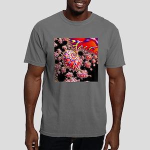 swirl mandelbrot fractal Mens Comfort Colors Shirt