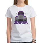 Trucker Sarah Women's T-Shirt