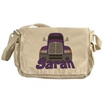 Trucker Sarah Messenger Bag