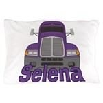 Trucker Selena Pillow Case