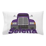 Trucker Selena Pillow Case