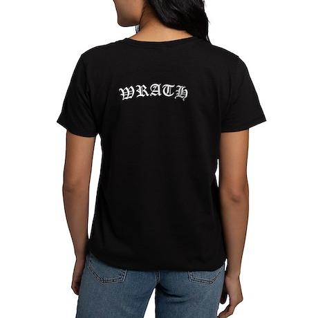 MINE Wrath Women's Dark T-Shirt