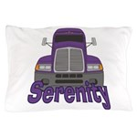 Trucker Serenity Pillow Case