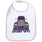 Trucker Sharon Bib