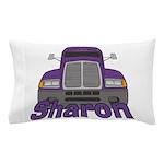 Trucker Sharon Pillow Case