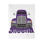 Trucker Sheena Twin Duvet