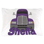 Trucker Sheila Pillow Case
