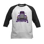 Trucker Shelby Kids Baseball Jersey
