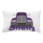 Trucker Shelly Pillow Case