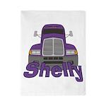 Trucker Shelly Twin Duvet