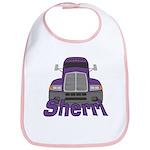 Trucker Sherri Bib