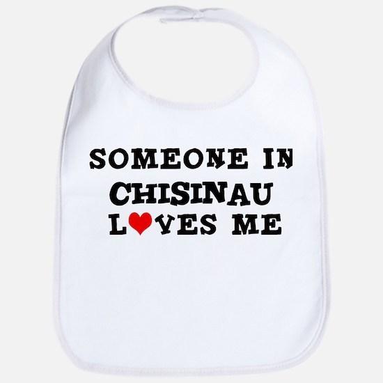 Someone in Chisinau Bib