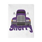 Trucker Sherry Twin Duvet
