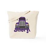 Trucker Sheryl Tote Bag
