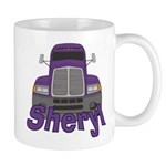 Trucker Sheryl Mug