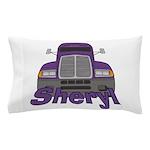 Trucker Sheryl Pillow Case