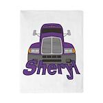 Trucker Sheryl Twin Duvet