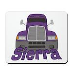 Trucker Sierra Mousepad