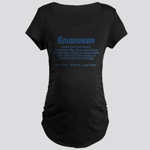 Engineer meaning T-Shirt Maternity T-Shirt