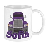 Trucker Sofia Mug