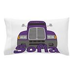 Trucker Sofia Pillow Case