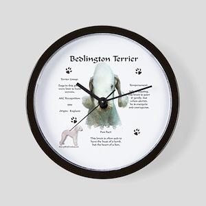 Bedlington 1 Wall Clock